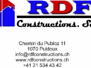 RDF constructions